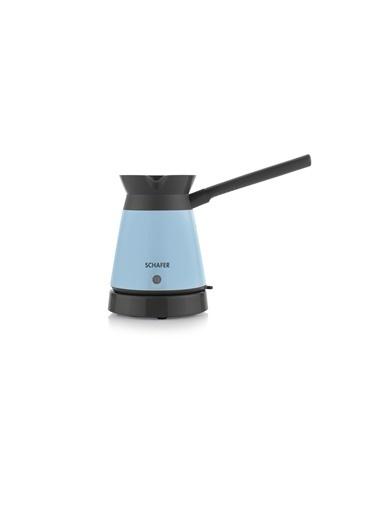 Schafer Türk Kahve Makinesi Renkli